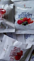 Bio Erdbeer Fruchtchips - Monthea