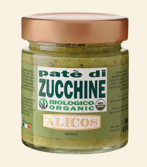Patè di Zucchine BIO