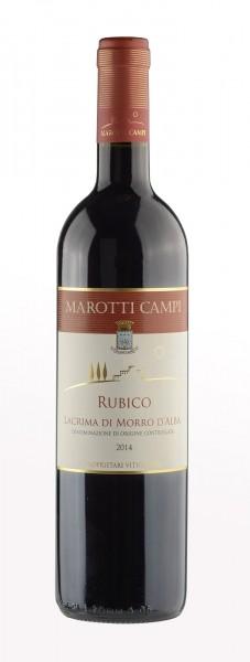 """Lacrima di Morro d'Alba """"Rubico"""" DOC 2019 - Marotti Campi"""