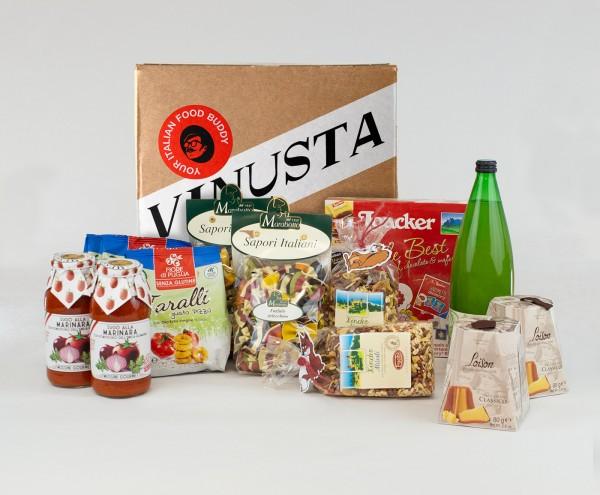 Little Italy 4 Kids & Teens - Geschenkbox
