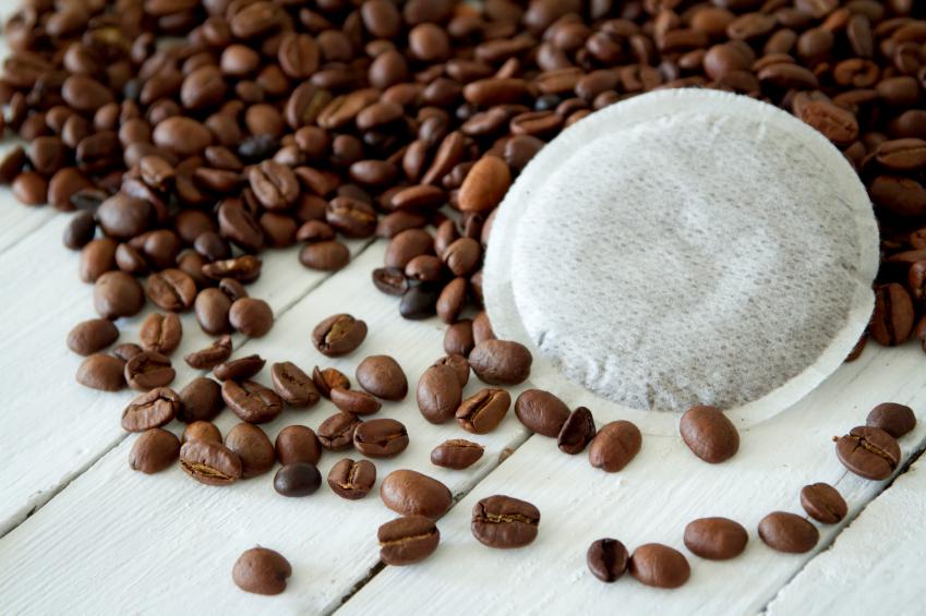 Caroma-Kaffee-pads