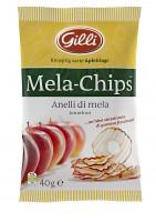 """Mela chips """"Jonathan"""", 40 g - Gilli"""
