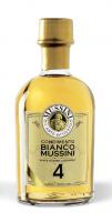 Condimento Vecchio Ducato N. 4, weißer Balsamico, 250 ml - Acetaia Mussini