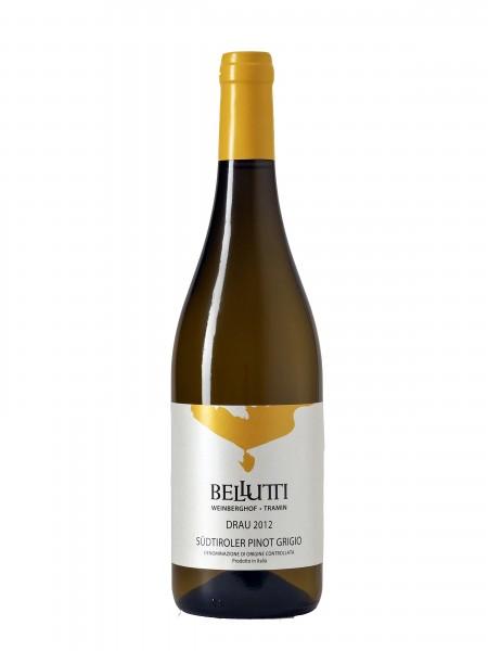 Pinot Grigio Ruländer DRAU Doc 2015 - Weinberghof Bellutti