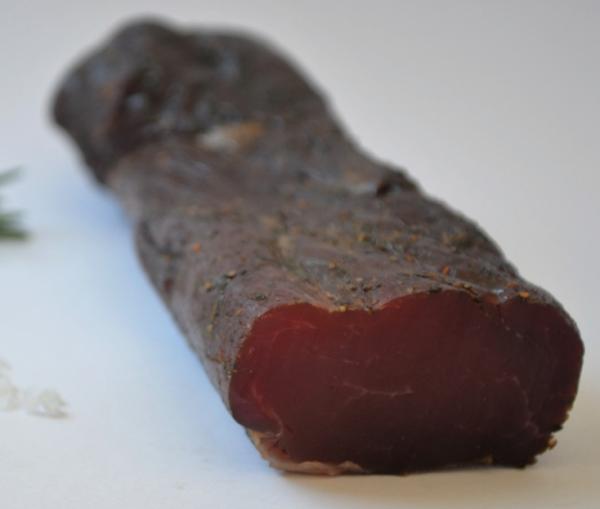 Filetto di maiale affumicato ca. 200g - Macelleria Raich Speck