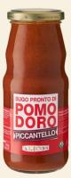 Piccantello, Tomatensugo mit Chili, BIO, 350g - Alicos