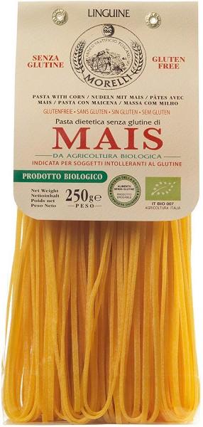 Linguine mit Mais BIO, 250 g - Antichi poderi Toscani