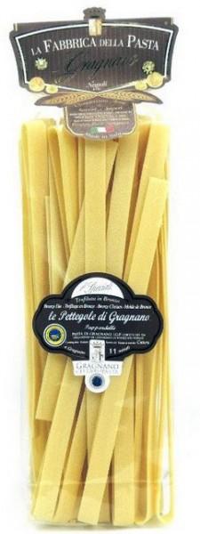 """La Fabbrica della Pasta di Gragnano le Pettegole ,,pappardelle"""" IGP - Spezialität aus Italien, 500g"""