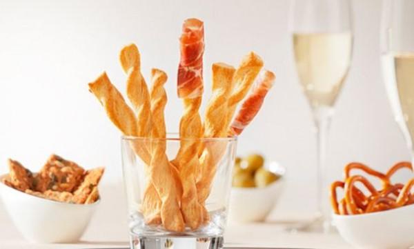 Bastoncini mit Käse - Gilli Food