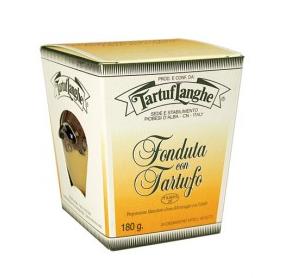 Tartuflanghe Käsefondue mit Trüffel - fertige Mischung, 180g