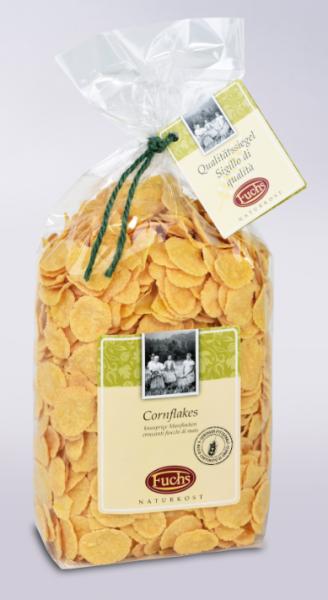 Fuchs Naturkost Cornflakes - Maisflocken, 250g