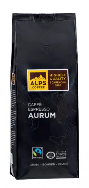 Kaffeebohnen Aurum, Caffè Espresso, 1Kg - ALPS COFFEE