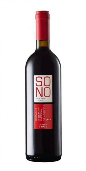 SoNo Rosso, Sangiovese DOC, 2019 - Tre Monti Azienda Agricola