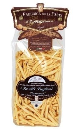 La Fabbrica della Pasta di Gragnano Fusilli Pugliesi Casarecci - 500g