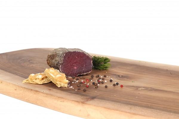 Geräuchertes Rindfleisch, 300 g - Metzgerei Rinner