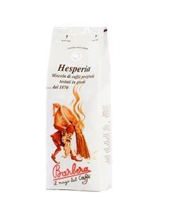Barbera Hesperia Spitzenkaffee - Feinster Bohnenkaffee aus Italien, 1kg