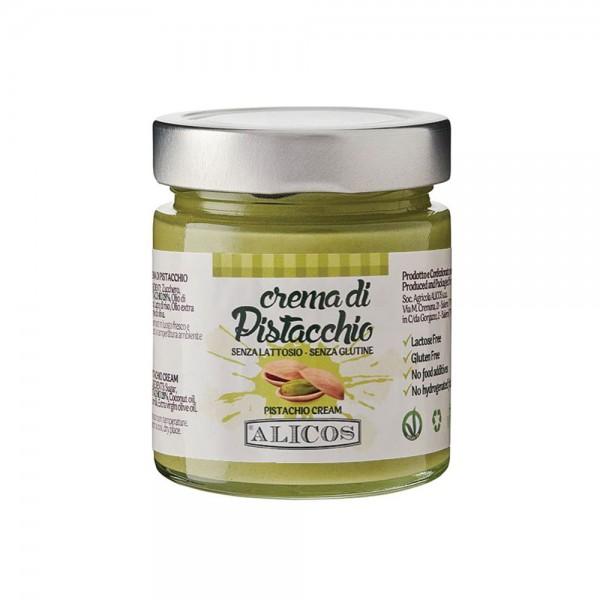 Crema di Pistacchio, BIO, 190g - Alicos