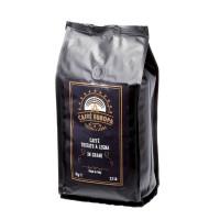 Holz geröstete Kaffeebohnen, 1kg, 100% Arabica-Mischung - Caffè Europa