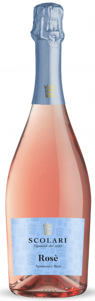 Cuveè Rosè Spumante Brut - Cantine Scolari
