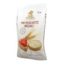 Panbruschette Integrali - Vollkorn-Brötchen, 200g - Fiore di Puglia