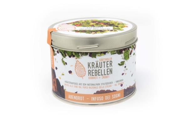"""Abendrot - il tramonto"""" Kräuter Tee, 18g - Kräuterrebellen"""