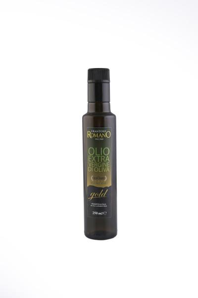 Gold Olio extra vergine d'oliva 0.25 L - Frantoio Romano