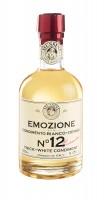 Weißer Balsamicoessig aus Modena Emozione N°12, 250 ml - Acetaia Mussini
