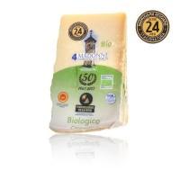 Parmigiano Reggiano DOP Biologico über 24 Monate