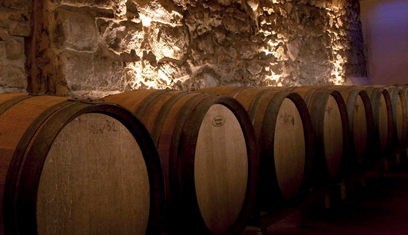 Barrique-Keller-2-Kellerei-Weingut-Lantieri-Franciacorta-Schaumwein-Italien