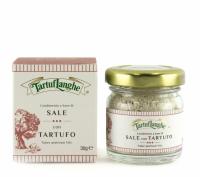 Salz mit schwarzem Trüffel 30g - Tartuflanghe
