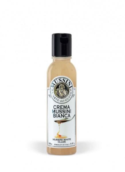 Mussini Crema Bianca mit Aceto Balsamico, 150ml