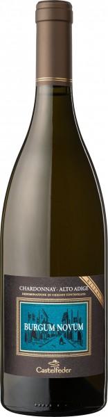 "Chardonnay Riserva ""Burgum Novum"" DOC 2016 - Weingut Castelfeder"