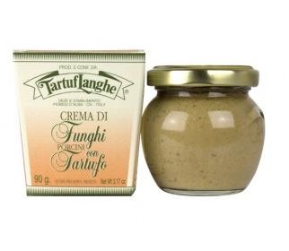 Tartuflanghe Creme aus Steinpilzen und Trüffel - Creme 30g o. 90g