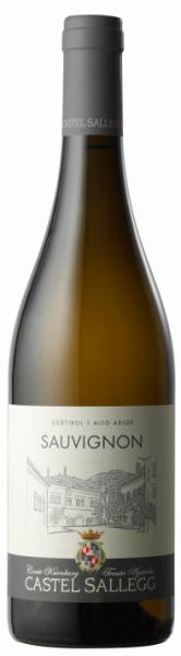 Sauvignon Blanc Castel Sallegg DOC 2017 - Castell Sallegg